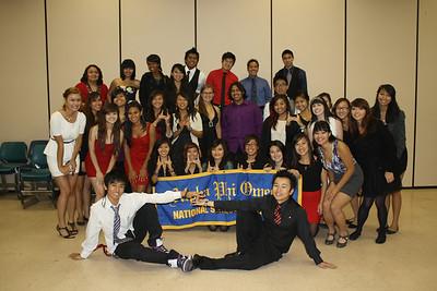 Fall 2011: Eta Class