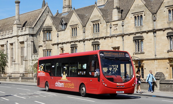 Carousel Buses
