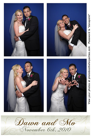 Dawn and Mo's Wedding