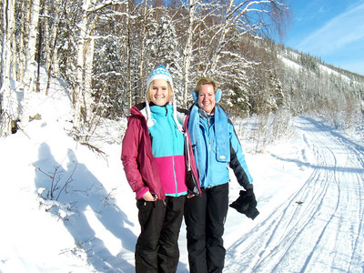Hiking and Snowshoeing