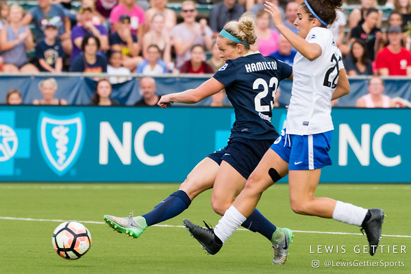 NC Courage vs Boston Breakers 6-17-2017