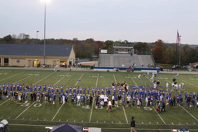Simon Kenton vs Boone County 10/05/12