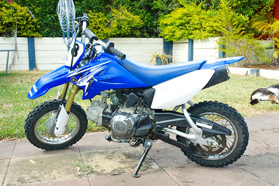 Declans TT-R50E