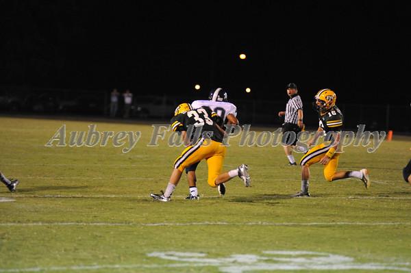 2012 Varsity Football