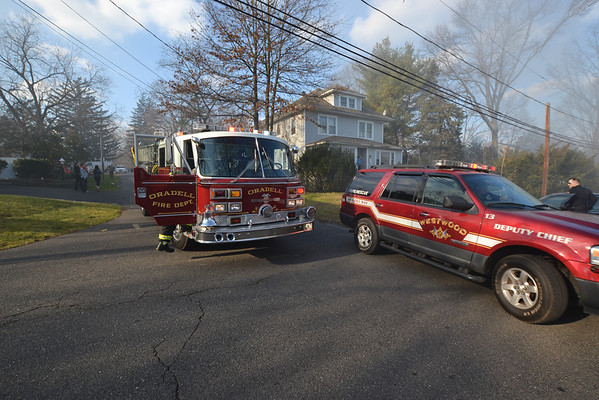 12/13/12 - Emerson, NJ - 2nd Alarm Residential Fire