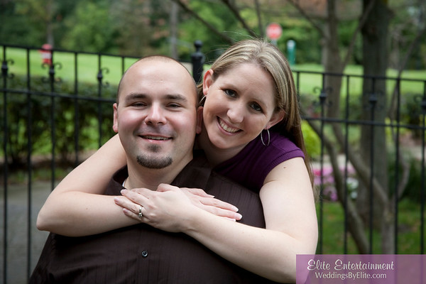 4/28/12 Weeks/Letkowski Engagement Session
