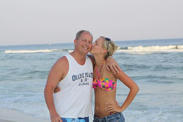 Bacchus Family - Orange Beach 2009