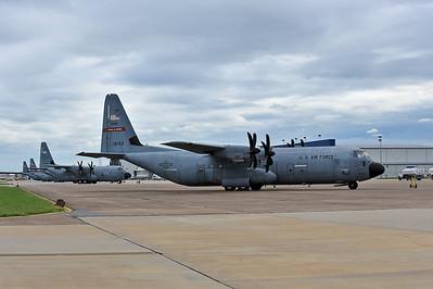 Keesler AFB - Storm Evac 9/2011