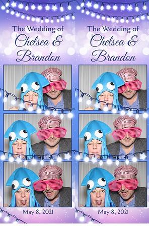 Chelsea Kyer & Brandon Craig Photo Booth 05/08/2021