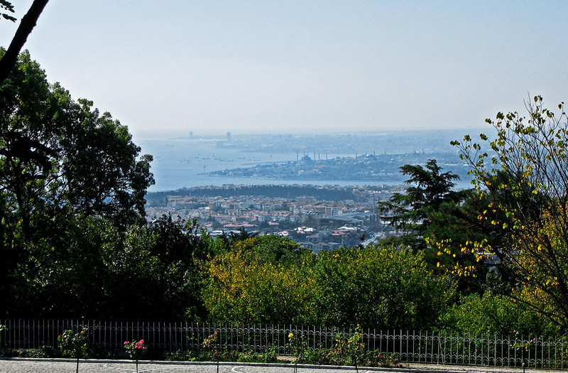 46-Sultanahmet from Çamlica Hill