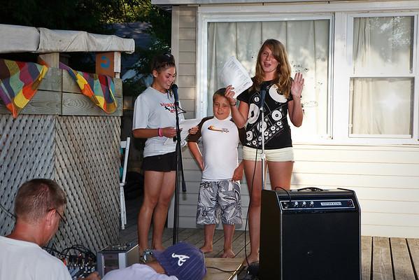 Cottage Talent Show 2009
