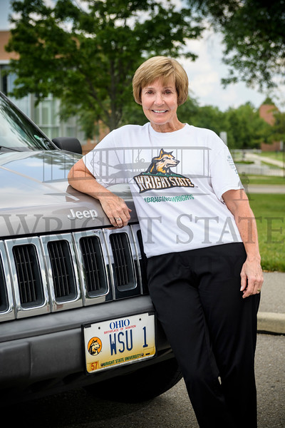 19234 Susan Gayle Wright State License Plate 7-17-17