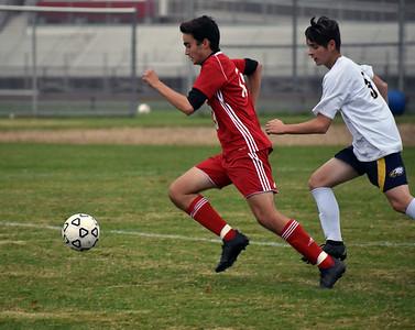 Mount Everett boys soccer vs. Hoosac Valley - 102219