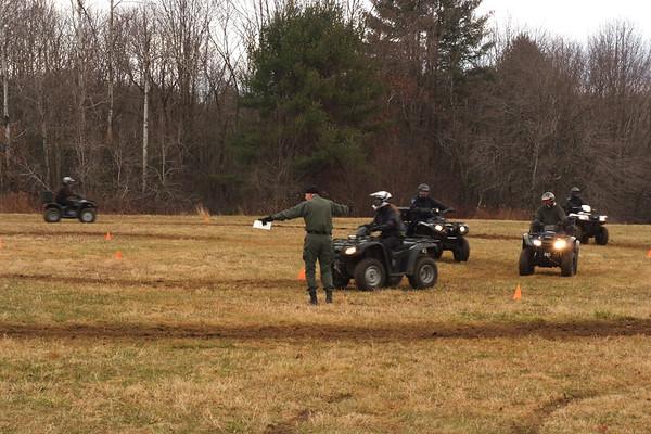 ATV Training - 121112