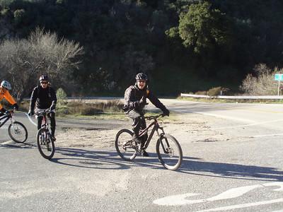 2010-12-30 - Warm Springs Castaic Loop