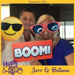 Jeff + Brianna Wedding