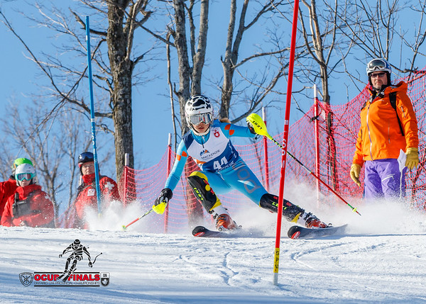2017-03-18 Ladies Slalom Run 1