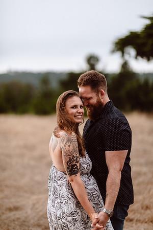 Lauren+Adam ~ Maternity Portraits