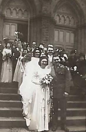 100th- Connie Dominic wedding St Marys