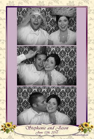 Stephanie and Jason's Wedding
