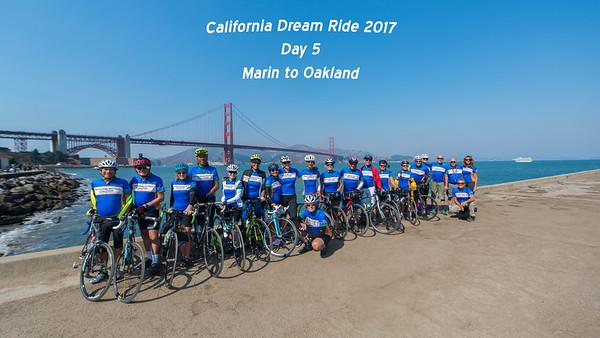 California Dream Ride 2017 - Day 5