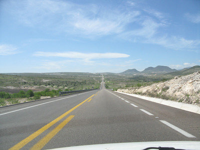 Drive to Cholula