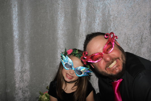 Daddy Daughter Dance 'Under The Sea' @ JeNeir Elementary
