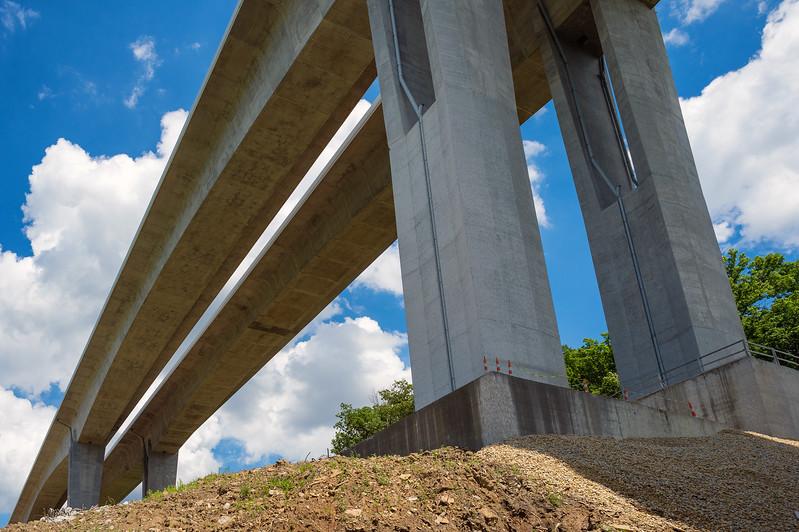 I-71 Jeremiah Morrow Bridges over Little Miami River, Ohio