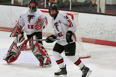 2010, February 17 vs. Catholic Central