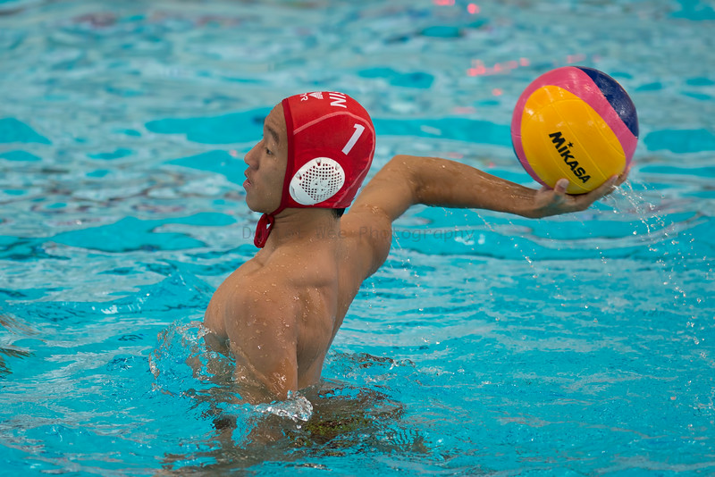 Water Polo - Sports Hub Open House