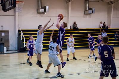 JH Basketball: CCS at Santa Fe South, January 26