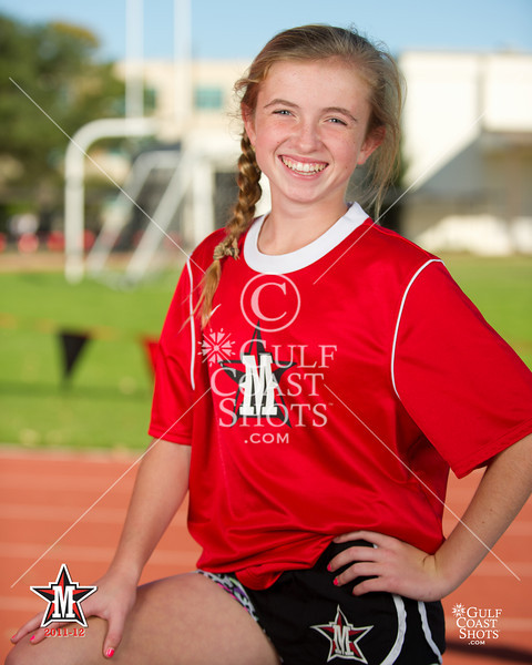 2011-11-29 Soccer Girls St. John's Portraits