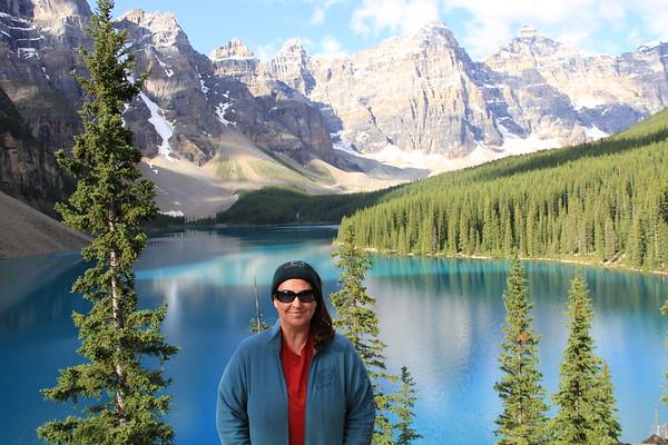 Day 32 - Lake Louise - Calgary