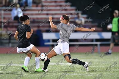 UC Women's Soccer 2017