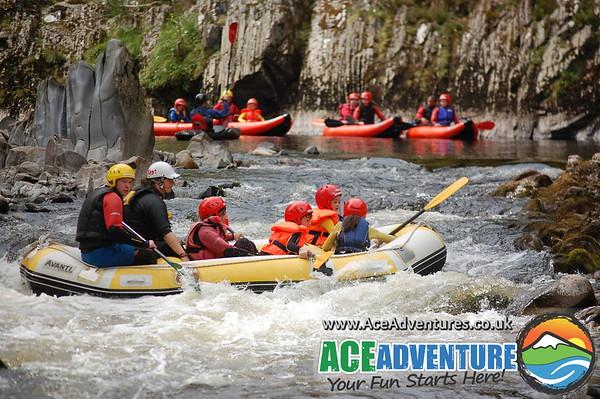 14th of July Family Rafting & Canoe/kayak