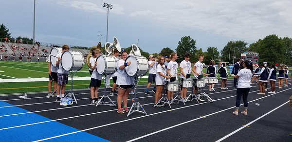 2018 Fall Marching band