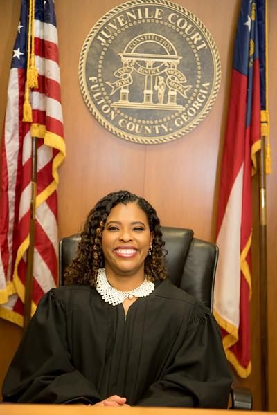 Judge Miller's Ceremony