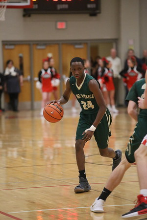 Varsity Basketball JS