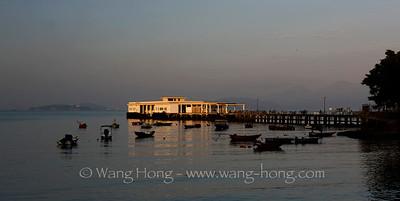Lamma Island of Hong Kong 香港南丫岛