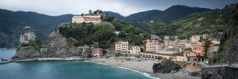 Monterosso looking from the south