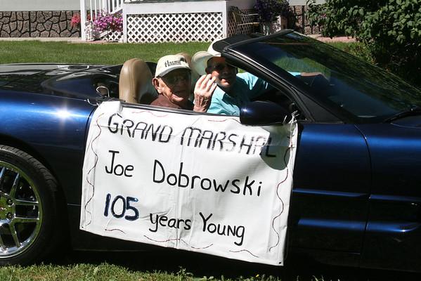 Wibaux Centennial Parade:  7/3/11