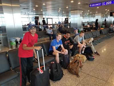 India Trip, Summer 2018