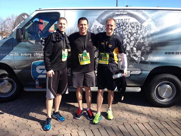 GHS Half Marathon 3/8/14