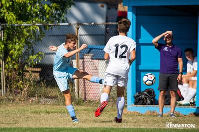 9-5-19 Garber Boys Varsity Soccer