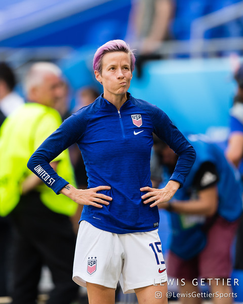 2019 FIFA Women's World Cup Final - United States vs Netherlands