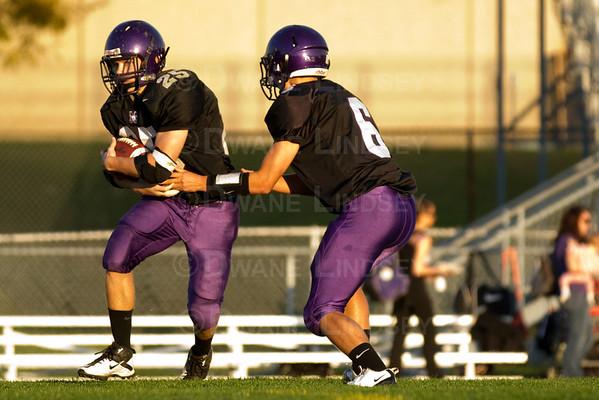 Sophomore - Buffalo Grove vs Rolling Meadows 10-06-11