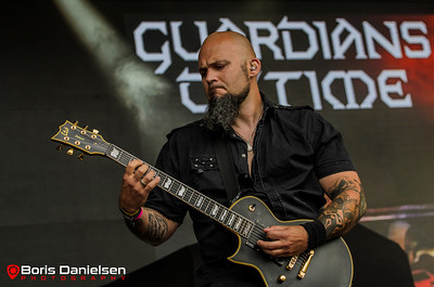 Guardians Of Time @ Norway Rock Festival 2016.