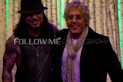2013 - Jan 23-27 | Roger Daltrey, Dave Navarro