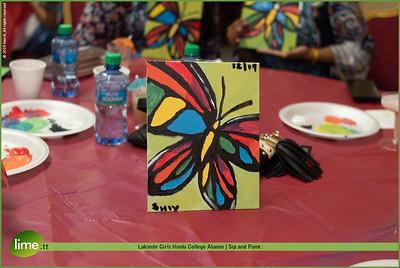 Lakshmi Girls Hindu College Alumni - Sip and Paint