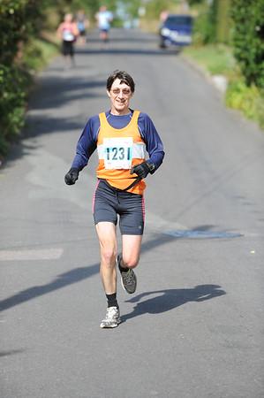 Clarendon Way Half/ marathon - A quick snapping